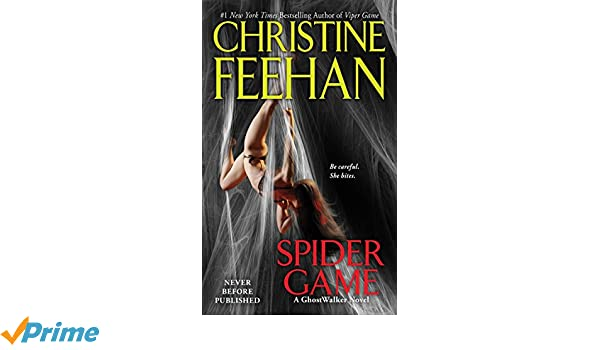 Spider Game (Ghostwalkers): Amazon.es: Christine Feehan: Libros en idiomas extranjeros