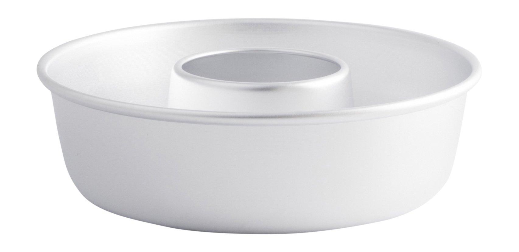 Ottinetti Savarin Mold, 26cm/10.2'', Silver
