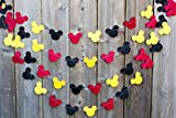 Best Spider-Man Cheap Mouses - Mickey Mouse Garland | Paper Garland |Party Supplies Review