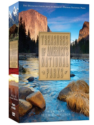 Treasures of America's National Parks 6 pk.
