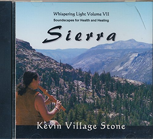Whispering LIght Volume VII Sierra (2009 Music CD)