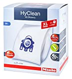 Miele Hyclean 3D Efficiency XL GN Dustbags - 8x Miele Hyclean 3D...