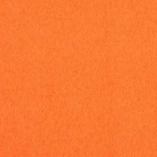 FabricLA Wholesale Anti Pill Polar Fleece Fabric, 10 yd, Orange