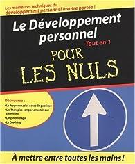 Le Développement personnel tout en 1 pour les Nuls par Romilla Ready