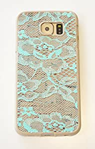 Designer White Flower Lace Phone Cover Back Case For Motorola Droid Razr HD (Verizon Wireless 4G LTE / XT926)