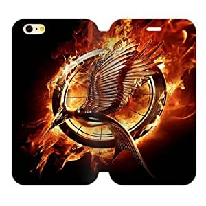 The Hunger Games Personalized Custom Flip Cover Case For iPhone6 4.7""