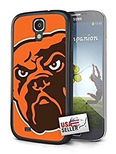 Cleveland Browns Single Cell Phone Hard Protection Case for Samsung Galaxy S5
