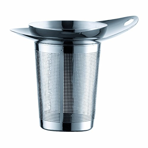 Bodum Infuser - Bodum New YoYo Stainless Steel Tea Infuser with Lid