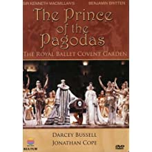 Britten - The Prince of the Pagodas / Bussell, Cope, Chadwick, Dowell, MacMillan, Royal Ballet (2005)