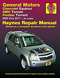 Image of the product Chevrolet Equinox 05 17 that is listed on the catalogue brand of Haynes Manuals N. America.