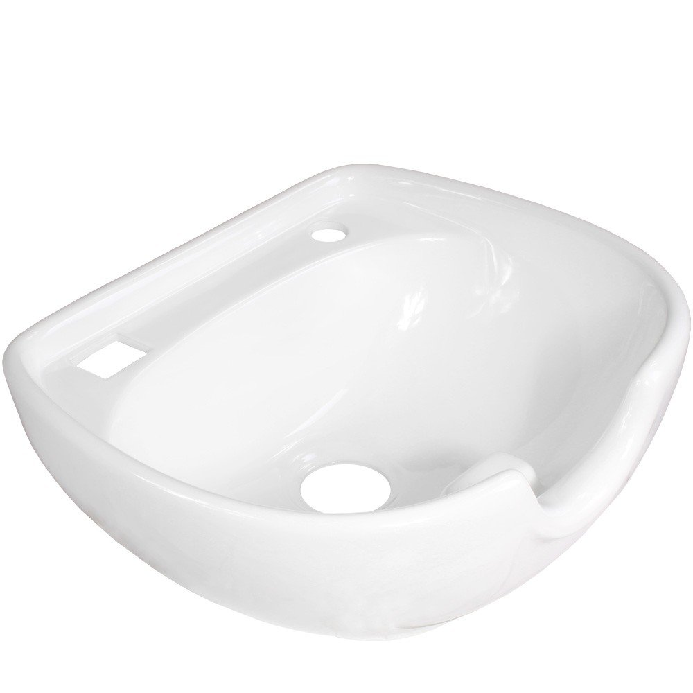 Replacement Shampoo Beauty Equipment Porcelain Shampoo Bowl SA-91W