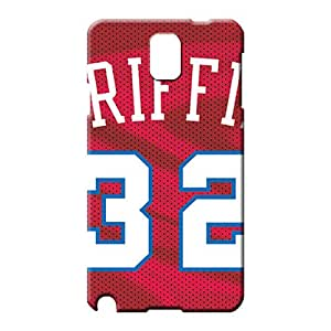 samsung note 3 case With Nice Appearance High Quality phone carrying covers los angeles clippers nba basketball