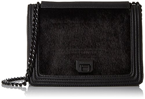 BCBGeneration All For You Shoulder Bag, Black, One Size