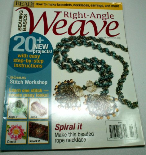Right-Angle Weave (Beading Basics, Bead & Button Special)