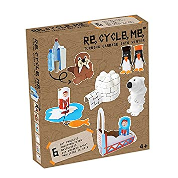 Re Cycle Me Defg1240 Recycling Bastelspass Winter Special Edition