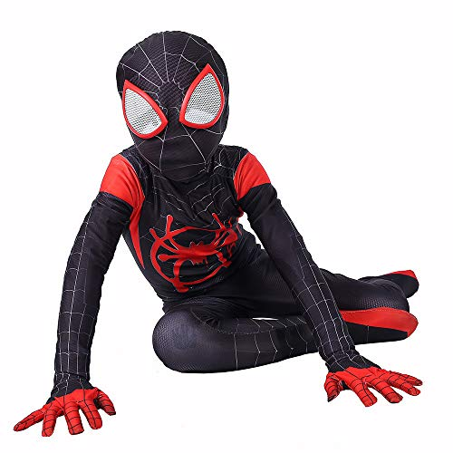 Kids Spiderman Cosplay Costumes Far from Home Jumpsuit