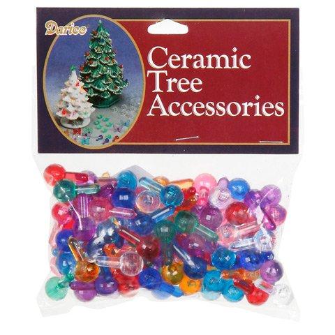 Bulk Buy: Darice DIY Crafts Ceramic Tree Accessories Medi...