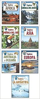 Explora Los Continentes: 7 Vol set
