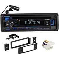In-Dash Kenwood CD Receiver w/Bluetooth iPhone/Pandora For 96-98 Honda Civic
