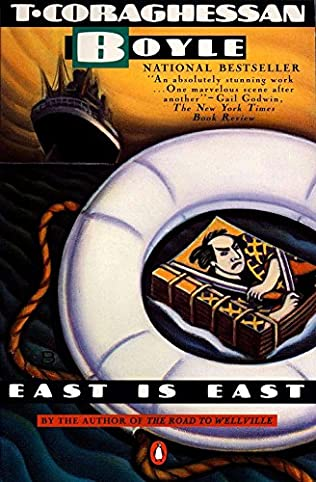 book cover of East Is East