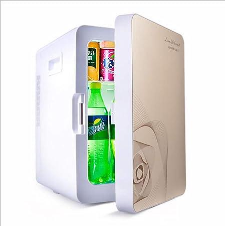 ZHENHUA Mini Nevera de 20 litros/congelador portátil/refrigerador ...