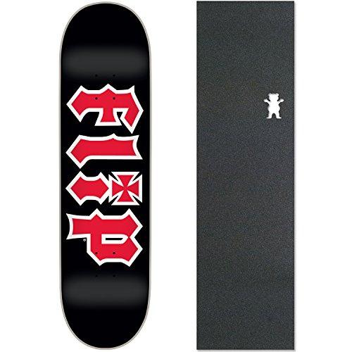 Flip Skateboard Deck HKD Black 7.75