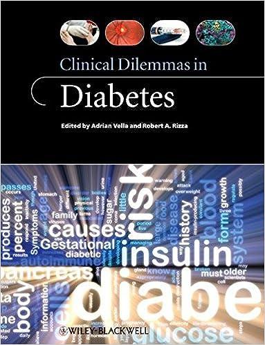 Clinical Dilemmas in Diabetes (Clinical Dilemmas (UK)) (2011-03-25)