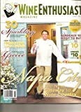 Wine Enthusiast Magazine (napa City the new Gateway to Wine Country, June 2010)