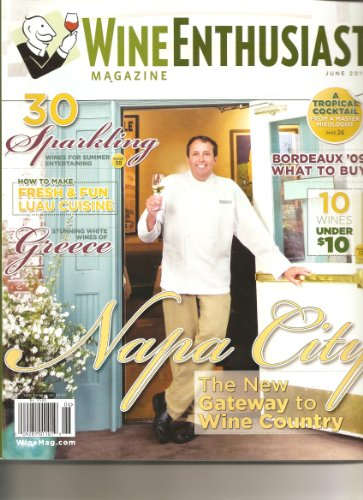 Epicure Grill (Wine Enthusiast Magazine (napa City the new Gateway to Wine Country, June 2010))