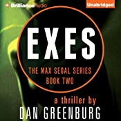 Exes: The Max Segal Series, Book Two | Dan Greenburg