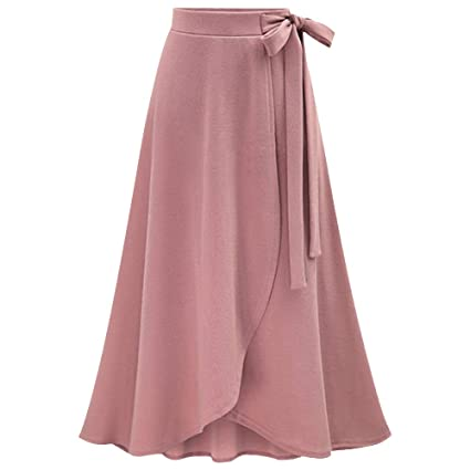 Image Unavailable. Image not available for. Color  Women s High Waist Maxi Skirt  Female ... fcf712b6a74f