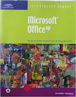 Microsoft Office XP: Illustrated Second Course