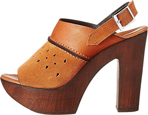 Womens David Cognac Tazz Charles Charles Leather by Pn6xwaT