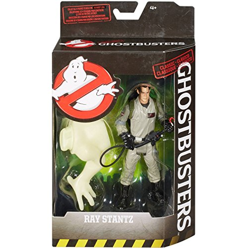 Mattel Ghostbusters Ray Stantz Action Figure 6 Inches