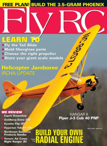 - Fly RC Magazine -- May 2006 (Issue #30)