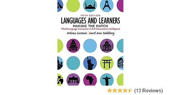 Amazon Languages And Learners Making The Match World Language