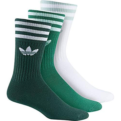 adidas Long Solid Crew Herren Socken Mehrfarbig