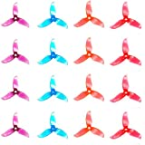 iFlight 16pcs Nazgul T3061 3inch 3-Blades Propeller 3061 Props for 140mm 150mm FPV Racing Drone Quadcopter (8CW/8CCW)