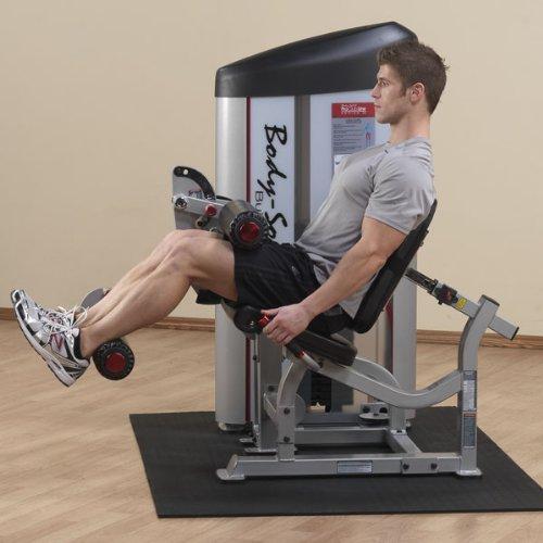 Body-Solid Pro Clubline Series II Seated Leg Curl Machine