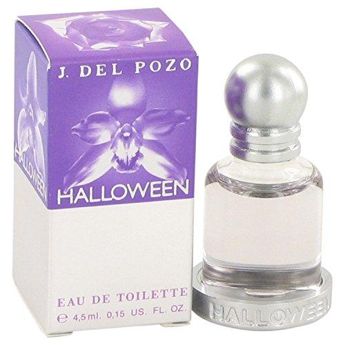 Halloween By JESUS DEL POZO 0.13 oz Mini EDT For Women (Ounce Perfume Mini 0.13)