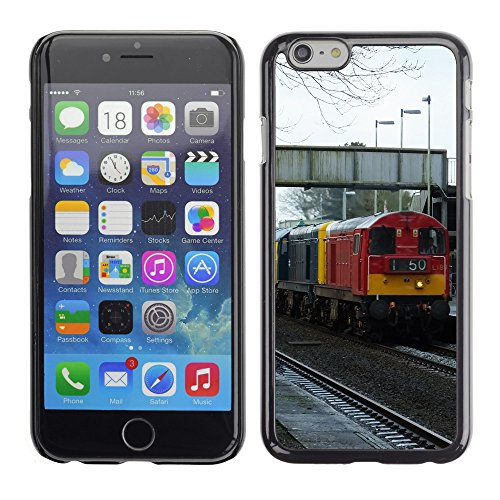 Premio Sottile Slim Cassa Custodia Case Cover Shell // F00026847 Cargo ferroviaire // Apple iPhone 6 6S 6G 4.7""