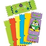 Christmas cracker gigante per bambini (confezione da 6)