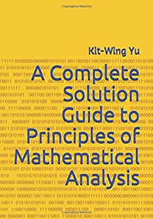 Amazon principles of mathematical analysis international a complete solution guide to principles of mathematical analysis fandeluxe Gallery