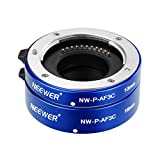 Neewer® All-Metal Auto Focus Macro Close-up Extension Tube Set 10mm,16mm for Micro Four Thirds(Micro-4/3) Mirrorless Cameras, fits Panasonic G1 G2 G3 G10 GH1 GH2 Olympus E-P1 E-P2 E-P3 E-P5 E-PL1