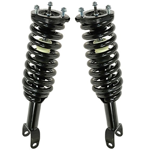 3. TRQ Strut & Spring Assembly Front Pair Set for Dodge Dakota