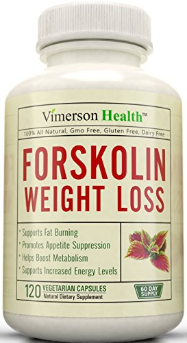Forskolin Extract Extreme Weight Loss - Best Diet Pills That Work Fast for Women and Men. Premium Appetite Suppressant, Metabolism Booster & Carb Blocker. 100% All Natural & Pure