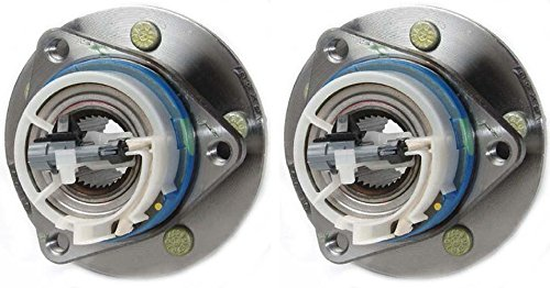 Prime Choice Auto Parts HB613123PR Front Hub Bearing Assembly Pair (2006 Chevy Monte Carlo Parts compare prices)