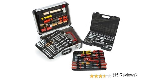 Famex 723-51 - Maletín de herramientas para mecánicos (170 piezas ...