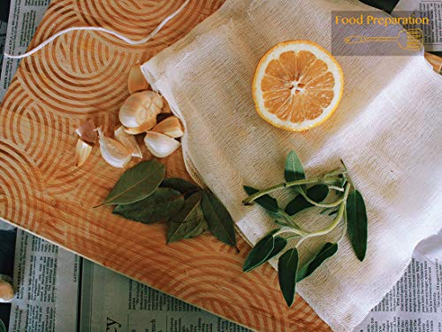 Cheesecloth Grade 90 36 Sq Feet Reusable 100 Unbleached Cotton Fabric Ultra Fine Cheesecloth for Cooking  Nut Milk Bag Strainer Filter Grade 904Yards