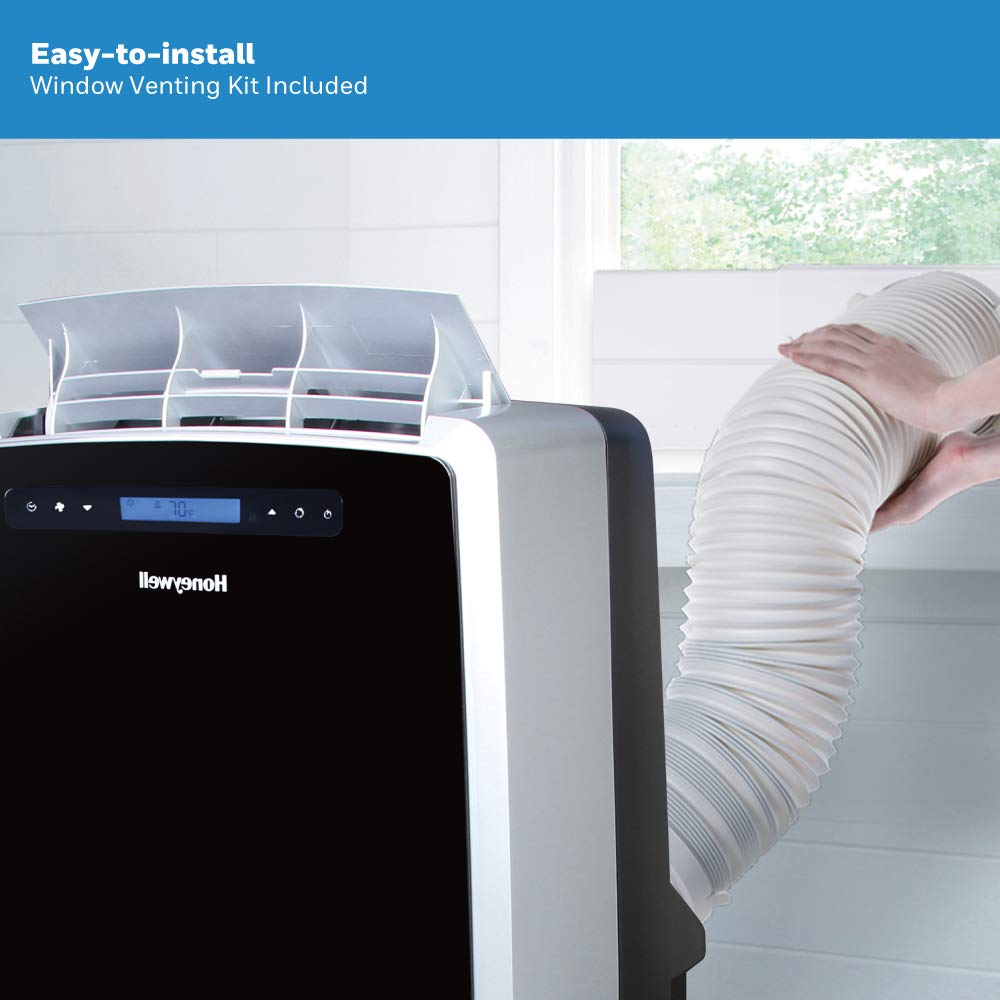 Honeywell Mm14chcs Portable Air Conditioner With Heat Pump